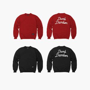 iKON - iKON SWEATSHIRTS RED (L) [iKONCERT 'SHOWTIME TOUR' MD]