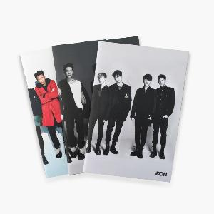 iKON - iKON POCKET NOTE SET [iKONCERT 'SHOWTIME TOUR' MD]
