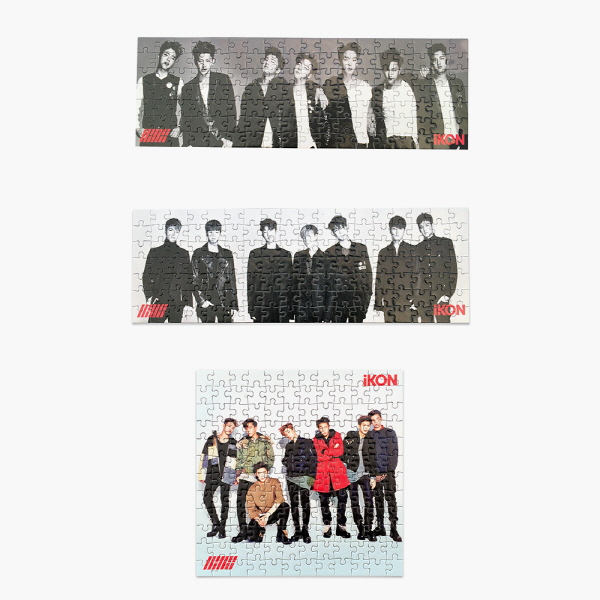 iKON - iKON PUZZLE TYPE 3 [iKONCERT 'SHOWTIME TOUR' MD]