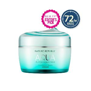 [NATURE REPUBLIC] Super Aqua-Max Combination Moisture Cream (For Combination Skin)