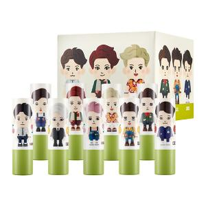 [NATURE REPUBLIC] [EXO EDITION] EXO - Natural Butter Lip Balm Set