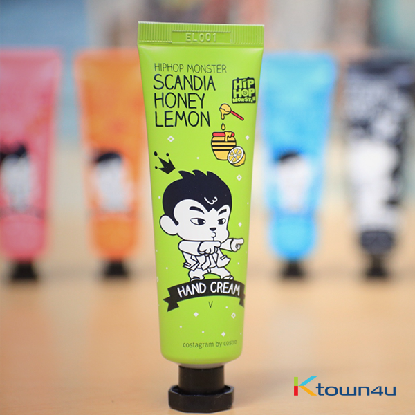 [costagram][BTS] HIP HOP MONSTER HAND CREAM - V