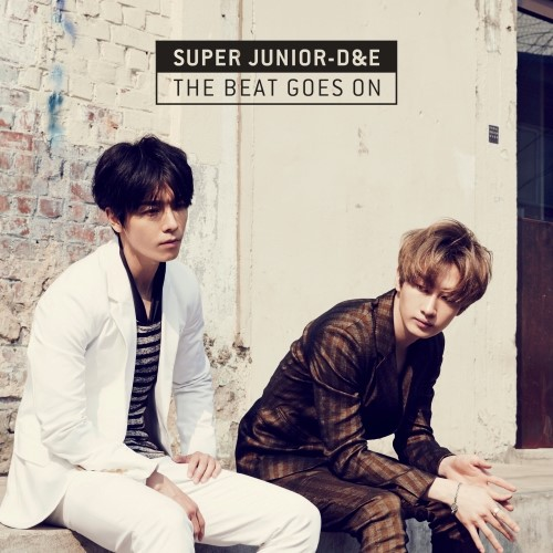 [Event Poster] Super Junior : Dong Hae & Eun Hyuk - [The Beat Goes On]
