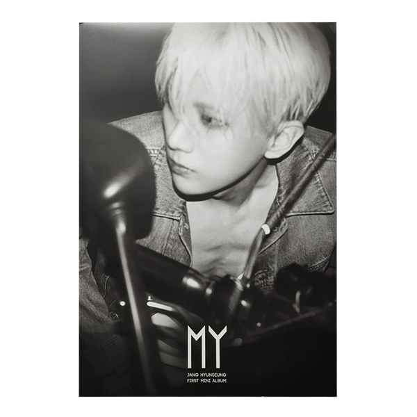 [Event Poster] HYUNSEUNG (BEAST) - Mini Album [MY]