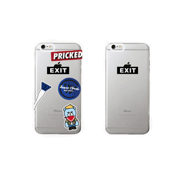 WINNER - WINNER PHONECASE I5/5S [2016 WINNER EXIT TOUR IN SEOUL]