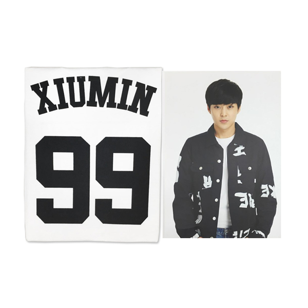 EXO - T-SHIRT + PHOTO (XIUMIN) [EXOPLANET #2]