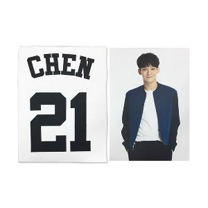 EXO - T-SHIRT + PHOTO (CHEN) [EXOPLANET #2]