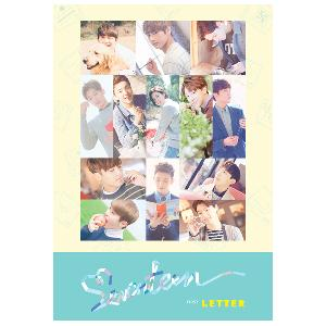 Seventeen - Album Vol.1 [FIRST LOVE&LETTER]  LETTER Ver.