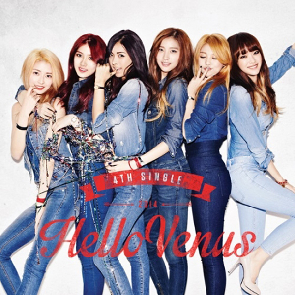 Hello Venus - Single Album Vol.4 [Sticky]