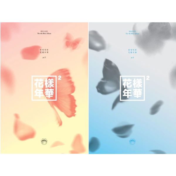 BTS - Mini Album Vol.4 [花樣年華 Part.2]