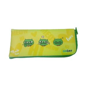 OKCAT Pencil Case ver.2 - Yellow (2PM:Taec Yeon)