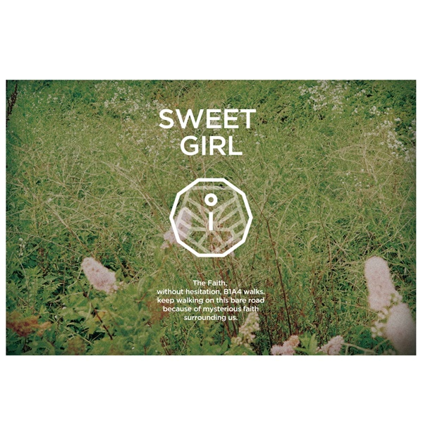 B1A4 - Mini Album Vol.6 [Sweet Girl] (Random)