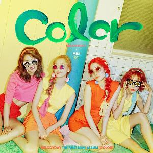 Melody Day - Mini Album Vol.1 [COLOR]