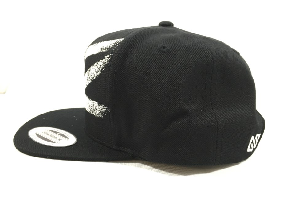 NONA9ON - [ACC] ROMAN 9 SNAPBACK (Black) [16FW]