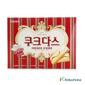 [CROWN] COUQUE D'ASSE White 36pcs 288g