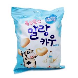 [LOTTE] Malang Cow Milk Candy 158g