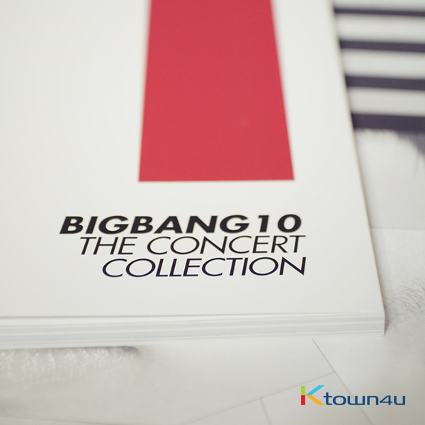 [Photobook] BIGBANG - BIGBANG 10 THE CONCERT COLLECTION (LIMITED EDITION) [Direct purchase at the concert venue]