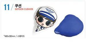 GOT7 - GOTOON CUSHION [GOT7 1ST CONCERT - FINAL]