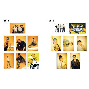 SECHSKIES - POSTCARD SET [2016 SECHSKIES CONCERT YELLOW NOTE]