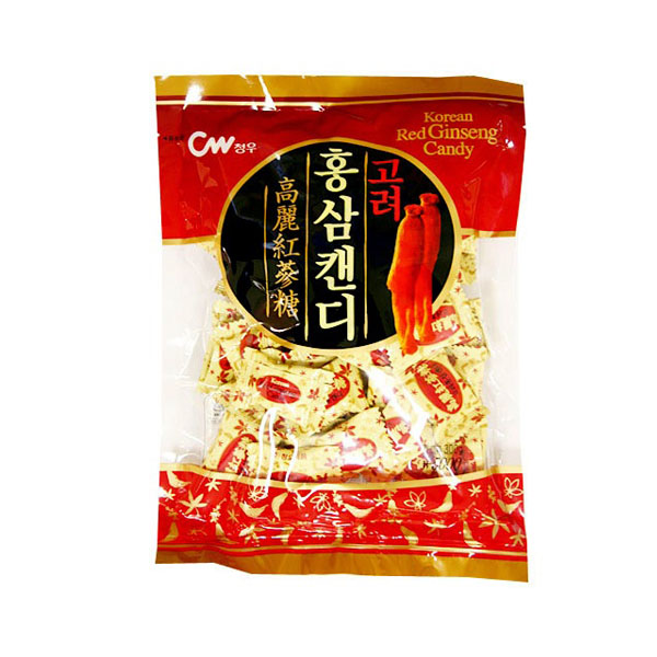 [CW] Korean Red Ginseng Candy 300g