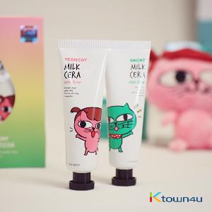 [costagram] OKCAT&YEONCAT MILK CERA HAND CREAM (2PM :Taec Yeon)