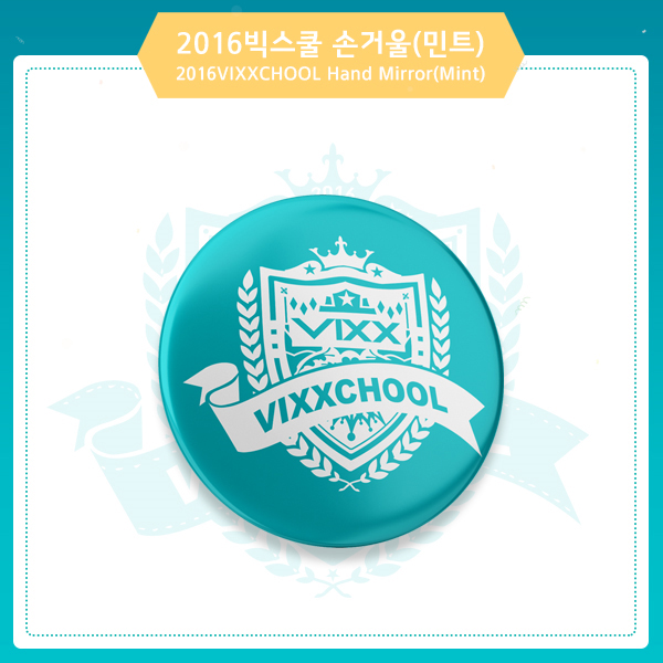 VIXX - Hand Mirror (Mint) [2016 VIXXCHOOL MD]