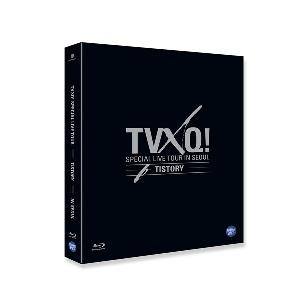"[Event Poster] [Blu-Ray] TVXQ! SPECIAL LIVE TOUR ""T1ST0RY"" IN SEOUL"