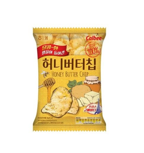 [HAITAI] Honey Butter Chip 60g