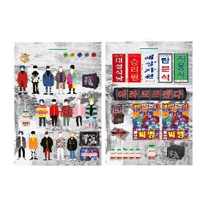 [0TO10] BIGBANG - STICKER TYPE 2