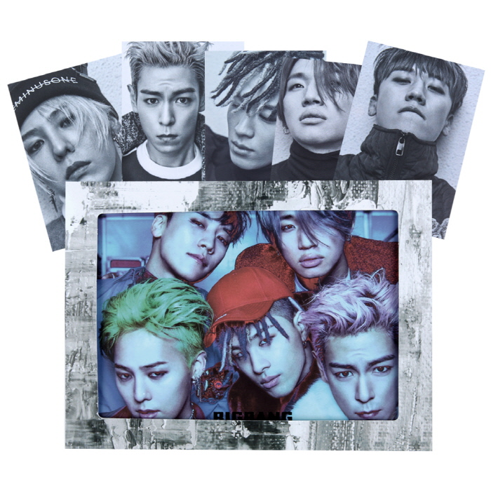 [0TO10] BIGBANG - POSTCARD SET