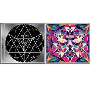 2NE1 - New Album [CRUSH] (Random Edition)