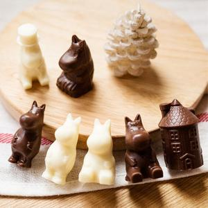 MOOMIN Chocolate (White Color) (Limited Edition) (110g)