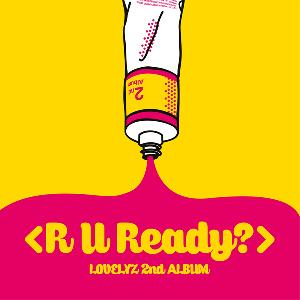 Lovelyz - Album Vol.2 [R U Ready?]