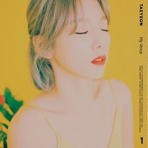 Girls' Generation : Tae Yeon - Album Vol.1 [My Voice] (Fine ver.)