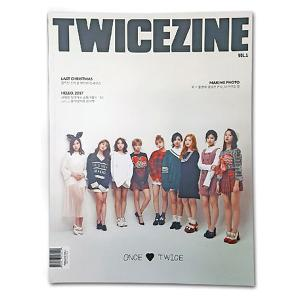 [Photobook] TWICE - TWICEZINE Vol.1 [TWICEcoaster : LANE 2]