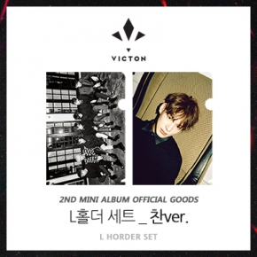 VICTON -  L HOLDER SET (Chan ver.) [2nd Mini Album Offcial Goods]