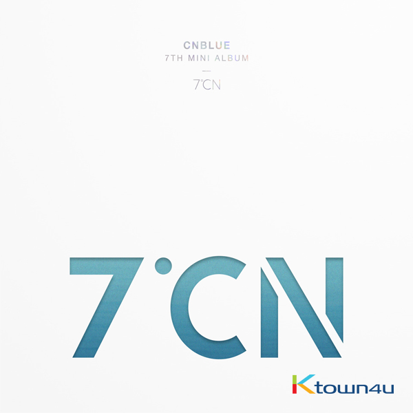 CNBLUE - Mini Album Vol.7 [7ºCN]