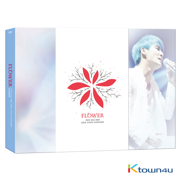 [DVD] XIA(JYJ) - 2015 XIA 3rd Asia Tour Concert IN TOKYO DVD (1,000set Limited Edition)