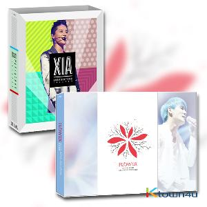 [DVD] XIA(JYJ) - 2015 XIA 3rd Asia Tour Concert IN TOKYO DVD (1,000set Limited Edition) + 2ND ASIA TOUR CONCERT INCREDIBLE DVD