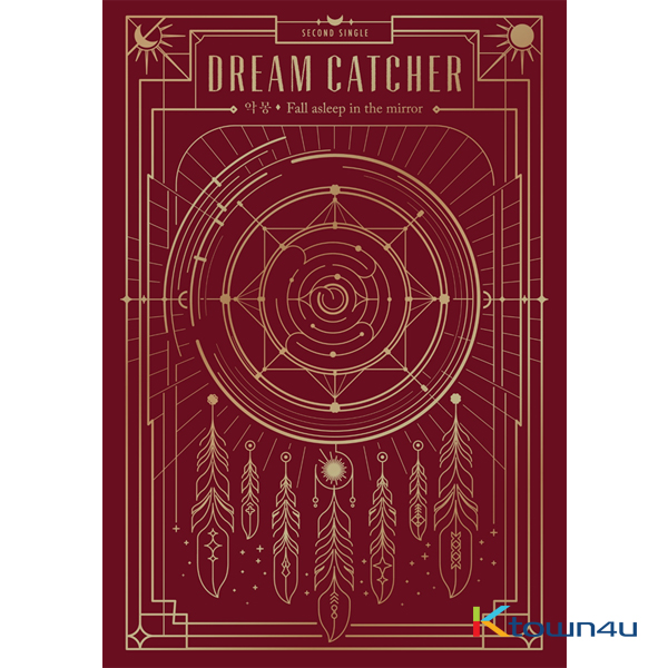DREAM CATCHER - Single Album Vol.2 [Nightmar - Fall asleep in the mirror]