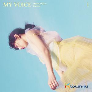 Girls' Generation : TaeYeon - Album Vol.1 [My Voice] (Deluxe Edition) (Random ver.)