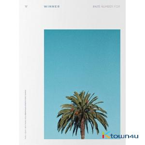 WINNER  - Single Album [FATE NUMBER FOR] (FOR LA ver.)