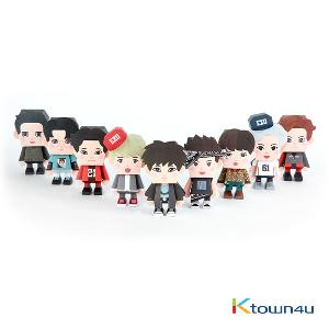 EXO - 5TH ANNIVERSARY PAPER TOY