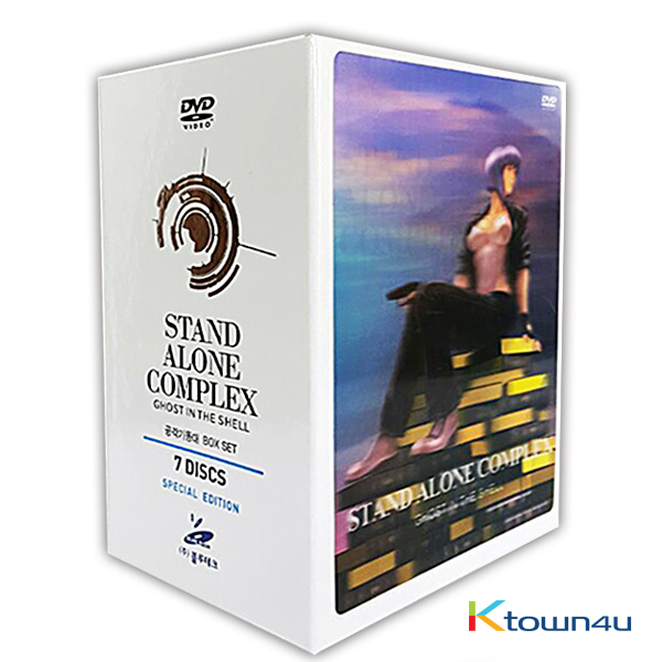 [DVD] Ghost in the Shell  STAND ALONE COMPLEX DVD (Limited Edition)