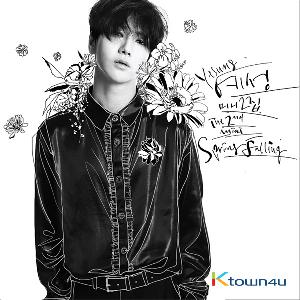 SUPER JUNIOR : YESUNG - Mini Album Vol.2 [Spring Falling] (Normal Edition)