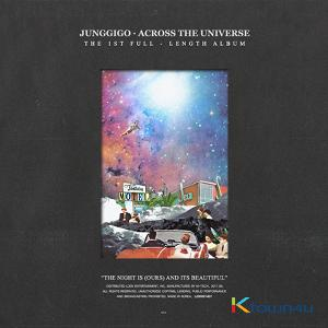 Jung Gi Go - Album Vol.1 [ACROSS THE UNIVERSE]