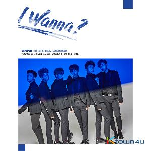 SNUPER - Mini Album Vol.4 [I Wanna?] (Stage ver.)