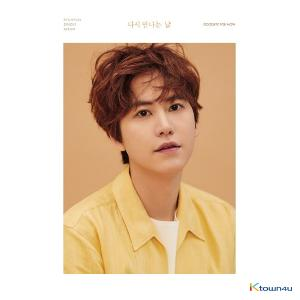 Super Junior : Kyu Hyun - Single Album [The Day We Meet Again] (First Limited Edition)
