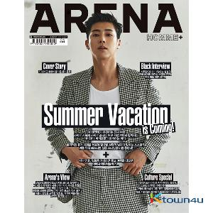 ARENA HOMME+ 2017.06 (TVXQ : U-Know Yun Ho)