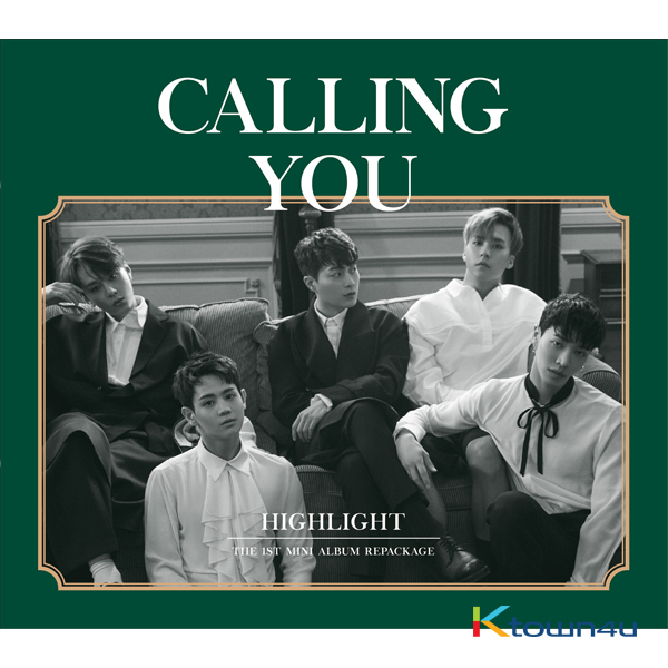 Highlight - Mini Album Vol.1 Repackage [CALLING YOU]